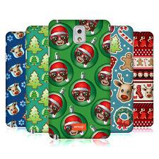 OFFICIAL EMOJI CHRISTMAS PATTERNS HARD BACK CASE FOR SAMSUNG PHONES 2