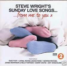 Steve Wright's Sunday... - 2 CD NUOVO Kenny Rogers Rufus Wainwright Barry White