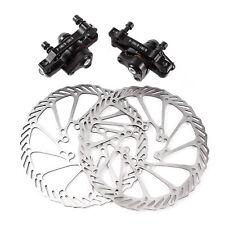 Disque de frein Mécanique avant arriere velo VTT MTB 160mm + G3 rotors cyclisme