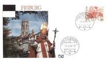 Switzerland 1984 Jan Paweł II papież John Paul pope papa (84/5)
