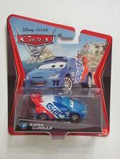 DISNEY PIXAR CARS 2  RAOUL CAROULE  BLUE