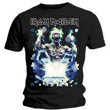 Official Iron Maiden - Speed Of Light - Men's Black T-Shirt
