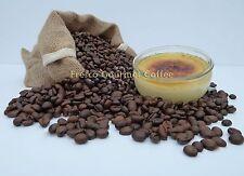 Crème Brûlée Grains De Café Aromatisés 100% Grain Arabica or Sol aromatisé