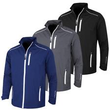 Island Green 2018 Mens Golf Full Zip Breathable Windproof Waterproof Jacket