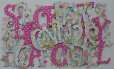 "Doodlebug Birthday ~*SWEET TREATS*~ Chipboard Letters & Alphabets 1.5"" Tall"