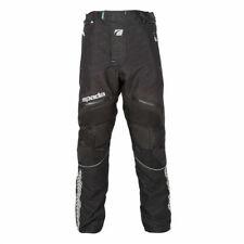 Spada Metro Mens Waterproof Motorcycle Trousers Black Thermal Liner Short Leg