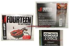 J Fourteen the best of ignitions Taiwan CD+DVD Luna Sea