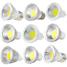 Dimmable GU10 MR16 GU5.3 E27 E14 LED Spotlight Bulb 6W 9W 12W Lamp Ultra Bright