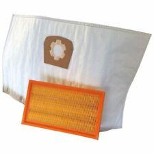 Staubsaugerbeutel + Filter für Würth / Würthmaster ISS 35 / ISS 45 M / ISS 55 S
