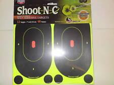 "Birchwood Casey Shoot N C Targets 7"" oval x 12"