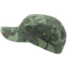 Military Cap Army Baseball Hat Sun Hawkins Peak CAMO CAMOUFLAGE