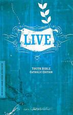LIVE - NRSV Catholic Edition: Youth Bible, Catholic Edition by Harper Bibles