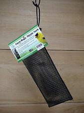 Songbird Essentials Finch Magic Black Thistle Sack Goldfinch Feeder #Se612