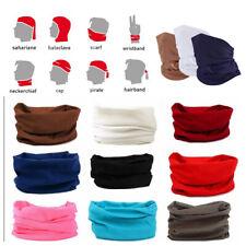 Biker Military Mask Tube Face Shield Outdoor Sport Bandana Headband Scarf
