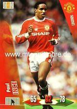 Adrenalyn XL Man. United - Paul Ince - Legends