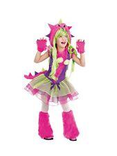 Fur-ocious Lil Creature Monster Girls Child Costume