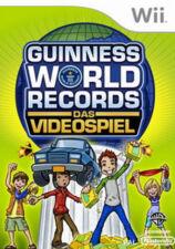 Guinness World Records: Das Videospiel (Nintendo Wii, 2008, DVD-Box)