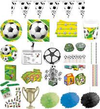 Kindergeburtstag Geburtstag Party Fete Feier Moto Fußball Fest Ball