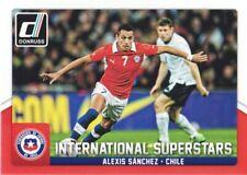 2015 Donruss Soccer International Superstars Inserts Pick From List