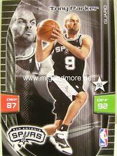 Panini NBA Adrenalyn XL 2010 - San Antonio Spurs aussuchen