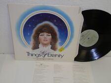 JANICE KAPP PERRY The Things Of Eternity LP Prime Recordings Merrill Johnson