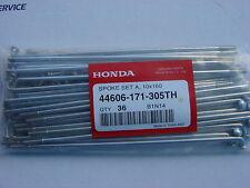 Honda spokes(#56)  SS50 C70 CL70 CT90 CT110 C110 CD70  3.0 mm