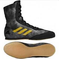 ADIDAS - Box Hog Plus Boxing Boots Black/Gold