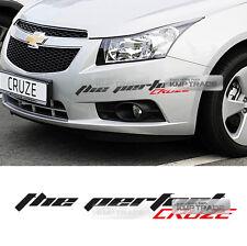 Cruze Slogan Decal Sticker Type A for CHEVROLET 2008-2016 Cruze Sedan Hatchback