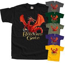 Baldur's Gate V3, COMPUTER GAME 1998, T-Shirt (BLACK) All sizes S-5XL