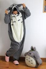 Anime  cosplay My Neighbor Totoro  Plush Unique Costume Pajamas  size: S