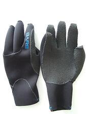 BARE 5-Finger K-Palm Glove 3mm  - kevlarbeschichtete Tauchhandschuhe