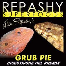 Repashy Grub Pie Bearded Dragon Tegu Monitor Skinks Reptile Lizard Food