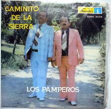 LOS PAMPEROS  Caminito de la Sierra COLOMBIA Latin LP