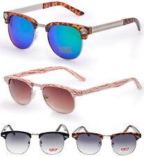 Men Women Ladies Classic Mirrored Lens Sunglasses Fashion Star Round Glasses Fun