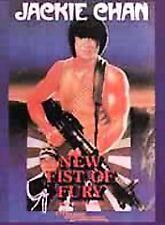 NEW FIST OF FURY DVD - JACKIE CHAN - SHEN LIN CHANG - MING CHENG CHANG