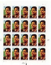 CESAR E. CHAVEZ STAMP SHEET -- USA #3781 37 CENT 2003 LABOR LEADER