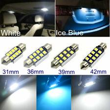 31mm/36mm/39mm/42mm CANBUS 2835SMD LED FESTOON BULB C10W C5W LICENSE PLATE BULB