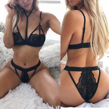 FEMME CHARME SEXY LINGERIE NUISETTE DENTELLE STRING sous-vêtements mini-slips
