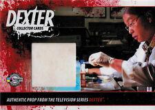 Dexter Season 4 DC-P VL Latex Glove Prop Card SDCC 2012 #161