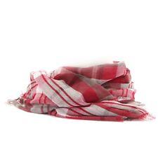 7758S sciarpa bimbo RSPORT rosso marrone pashmina scarf kid