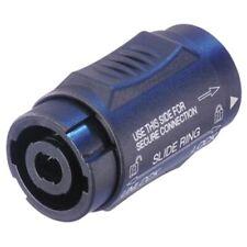 Neutrik - NL4MMX - Speakon© In-Line 4-Pin Coupler - Buy in bulk and save!