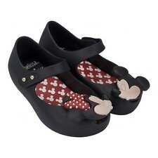 Melissa Shoes Mini Williams Minnie Mouse 15, noir