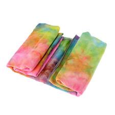 Yoga Mat Towel Travel Workout Gym Fitness Pilates antideslizante almohadilla