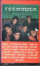 TEENROCK AMIGO?....EL RATON DEL QUESO   BRAND NEW-SEALED    CASSETTE