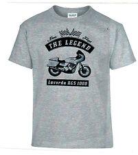 T-Shirt,  Laverda RGS 1000, Bike, Motorrad, Oldtimer, Youngtimer