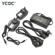 Chargeur D'alimentation AC TO DC Transformateur Adaptateur 5V 12V 24V 1-8A EU/UK