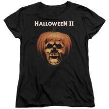 HALLOWEEN II PUMPKIN SHELL T-Shirt Womens' Short Sleeve Jersey