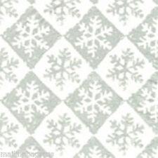 Controllo Fiocco di Neve Oro Tessuto Carta 500mm x 750 mm inserzione MULTIPLA
