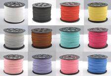 5Yards Soft Velvet Korea Frosting Cord Thread For DIY Bracelet Necklace