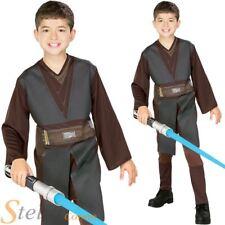 Boys Anakin Skywalker Star Wars Fancy Dress Costume Halloween Book Week Outfit
